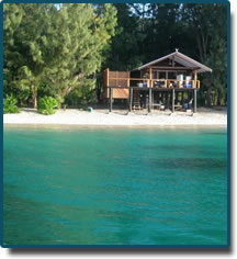 Doini Island Bungalow